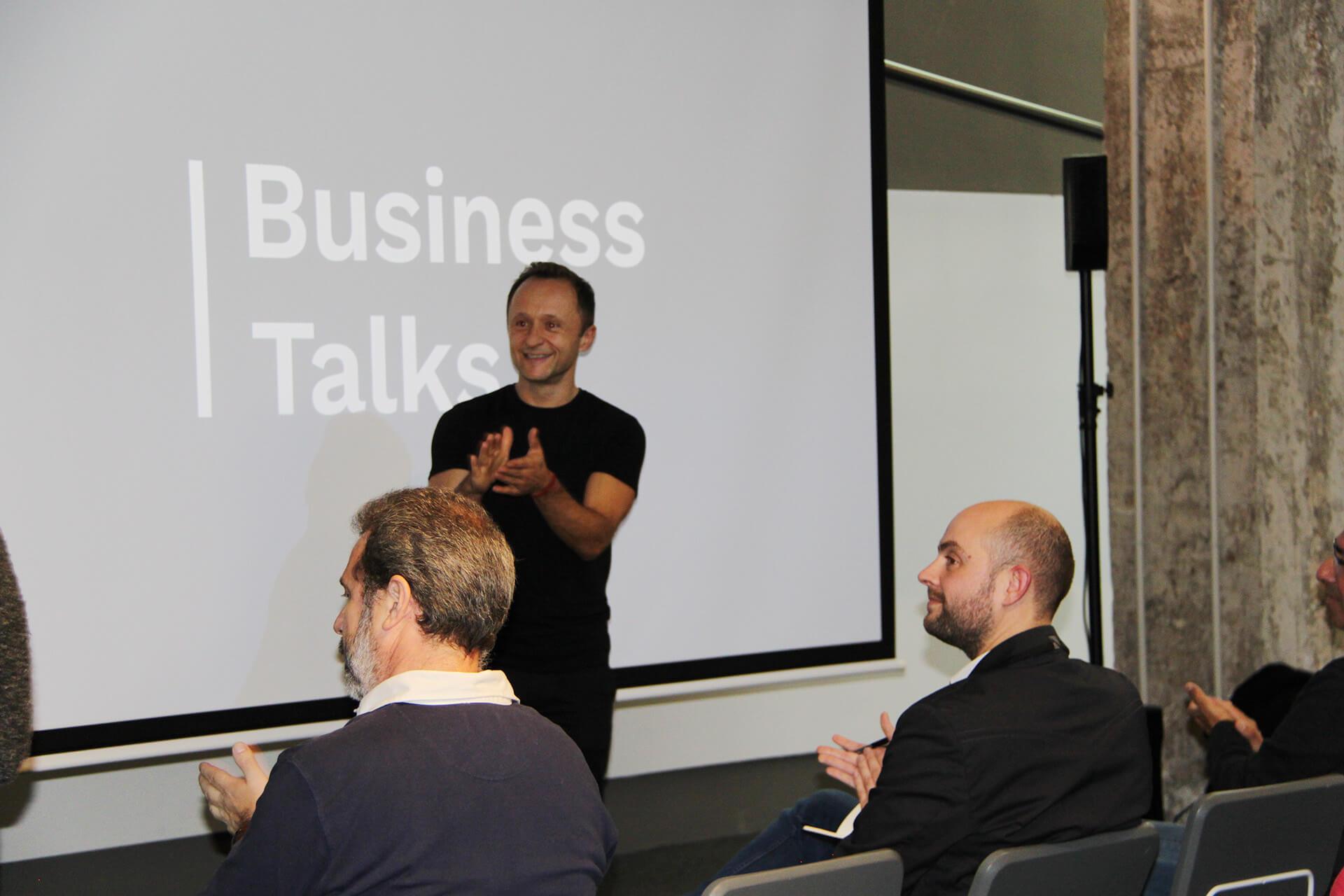 BusinessTalks. - Primeira Edição
